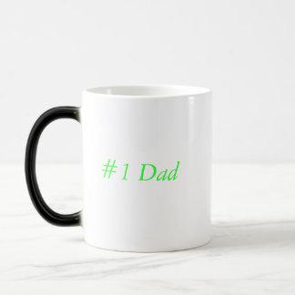 #1 Dad Magic Mug