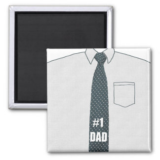#1 Dad Magnet