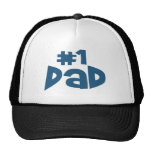 #1 Dad Mesh Hats