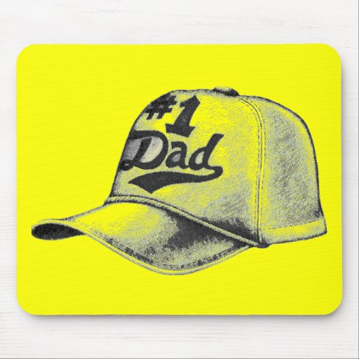 # 1 DAD MOUSE PAD