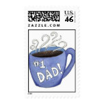 #1 Dad Postage
