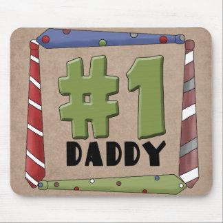 #1 Daddy Mousepad