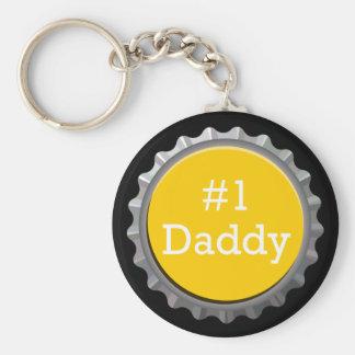 # 1 Daddy - SRF - SRF Keychain