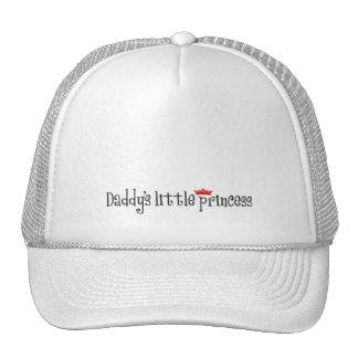1 Daddy's little Princess Trucker Hats