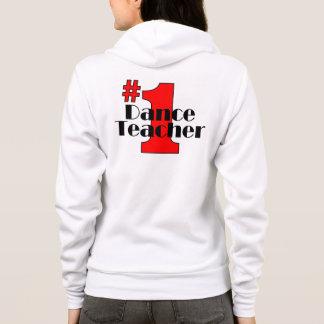 #1 Dance Teacher Hoodie