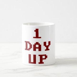 1 day up mug