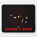 1 de abril de 2009 tapetes de ratones