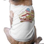 1 de enero camiseta de mascota