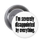 1 decepcionado pin