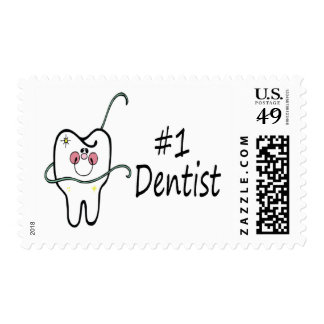 #1 Dentist Postage
