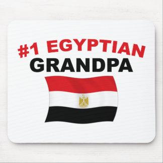 #1 Egyptian Grandpa Mouse Pad