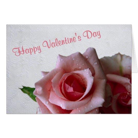 1. El el día de San Valentín le agradece #2 Tarjeta De Felicitación