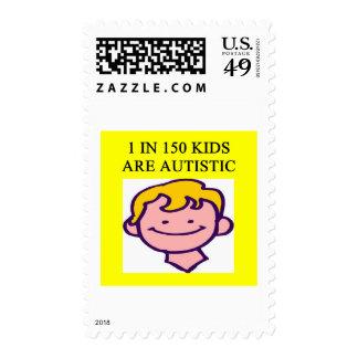 1 en 150 niños es autistics envio