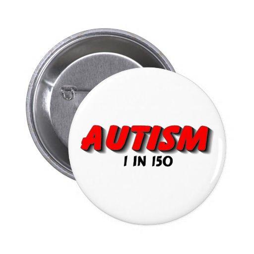 1 en 150 (rojo) pin