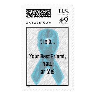 ¡1 en 3… su mejor amigo, usted, o yo! sello