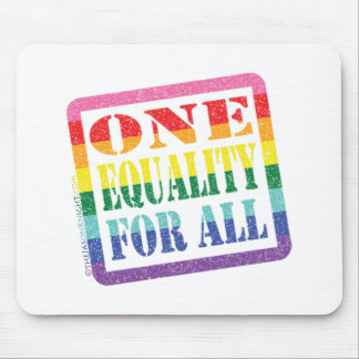 1 Equality for All Mouse Pad