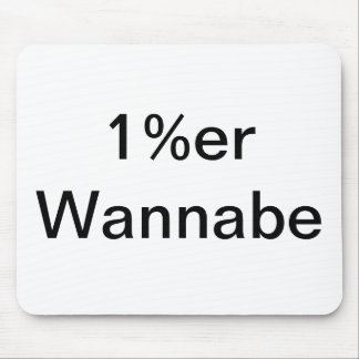 1%er Wannabe Mouse Pad