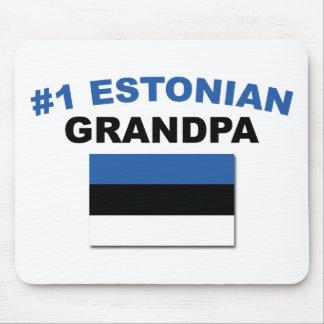 #1 Estonian Grandpa Mouse Pad