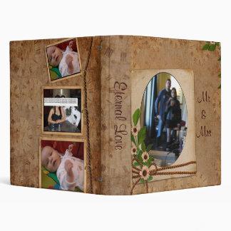 "1"" Eternal Love Photo Album Vinyl Binder"