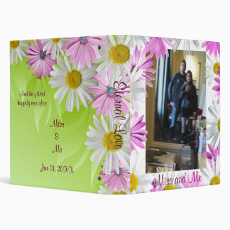 """1"""" Eternal Love Photo Album 3 Ring Binders"""