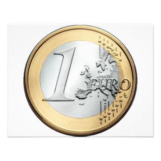 1 EURO Coin Invite
