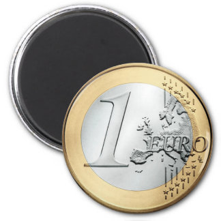 1 Euro Coin Magnets