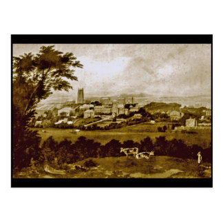 (1) Everton, Liverpool, around 1817 Postcard
