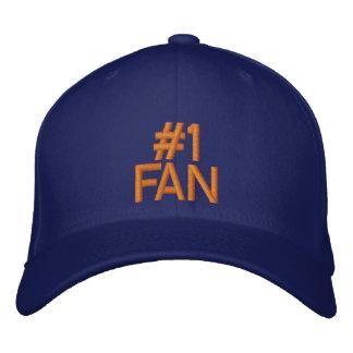 #1 FAN Customizable Cap by eZaZZleMan.com