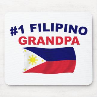 #1 Filipino Grandpa Mouse Pad