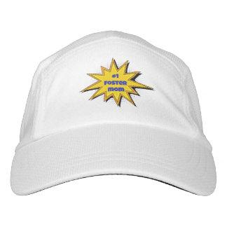 #1 Foster Mom Super Hero Design Hat