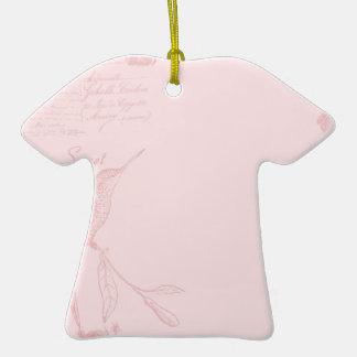 1 free digital scrapbook paper - sweet spring rose ornament
