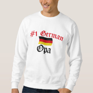 #1 German Opa Sweatshirt