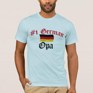 #1 German Opa T-Shirt