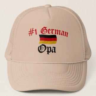 #1 German Opa Trucker Hat
