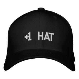 +1 gorra gorras de béisbol bordadas