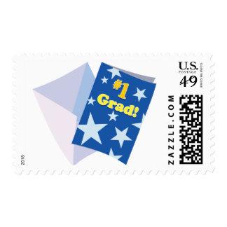 #1 Grad Stamps
