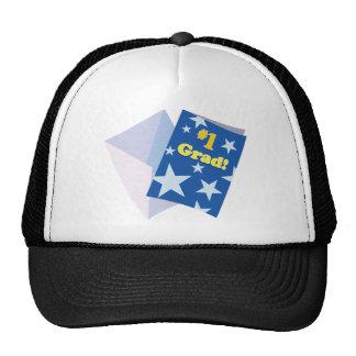 #1 Grad Trucker Hat