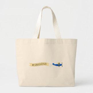 #1 Grandad Biplane Bag
