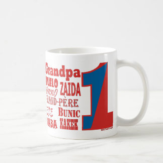 # 1 Grandfather Coffee Mugs
