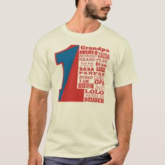 # 1 Grandfather T-Shirt