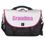 #1 grandma commuter bag