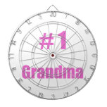 #1 grandma dartboard with darts