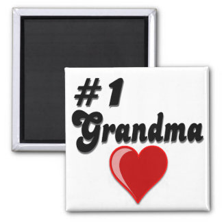 1 Grandma Grandparent s Day Gifts Magnets
