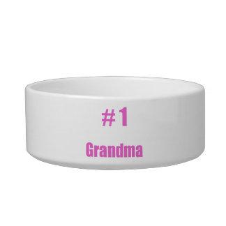 #1 grandma pet water bowls
