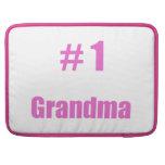#1 grandma sleeve for MacBooks