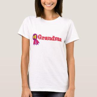 #1 Grandma T-Shirt