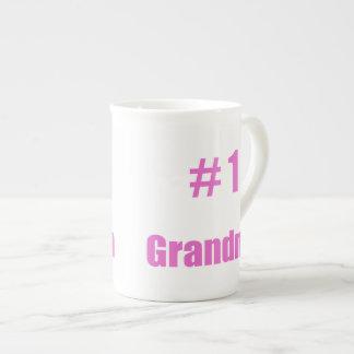#1 grandma tea cup