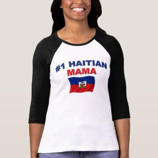#1 Haitian Mama Tees
