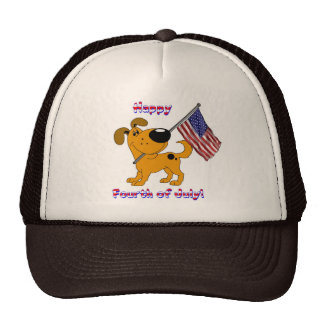 1- Happy Fourth of July! Hat