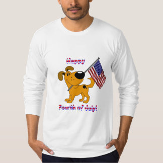 1- Happy Fourth of July! T Shirt